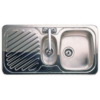 Astracast Ruby 1.5 Bowl Stainless Kitchen Sink 965 x 500 - 52002030